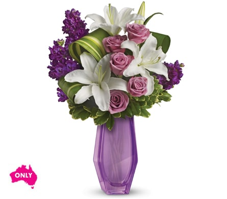 Enchanted Beauty for flower delivery Australia wide