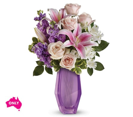 Pastel Beauty in Clayton, Melbourne , Abbadeen Florist
