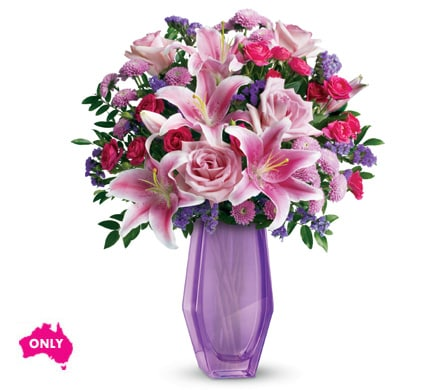 Brilliant Beauty for flower delivery Australia wide