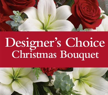 Designer's Choice Christmas Bouquet in Penrith , Penrith Florist