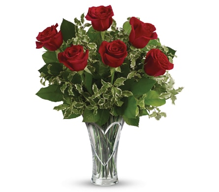 Heartfelt Romance for flower delivery Australia wide