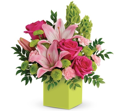 Show Mum You Care for flower delivery New Zealand wide