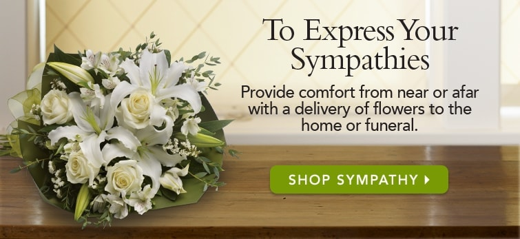 Provide Comfort With A Delivery of Sympathy Flowers