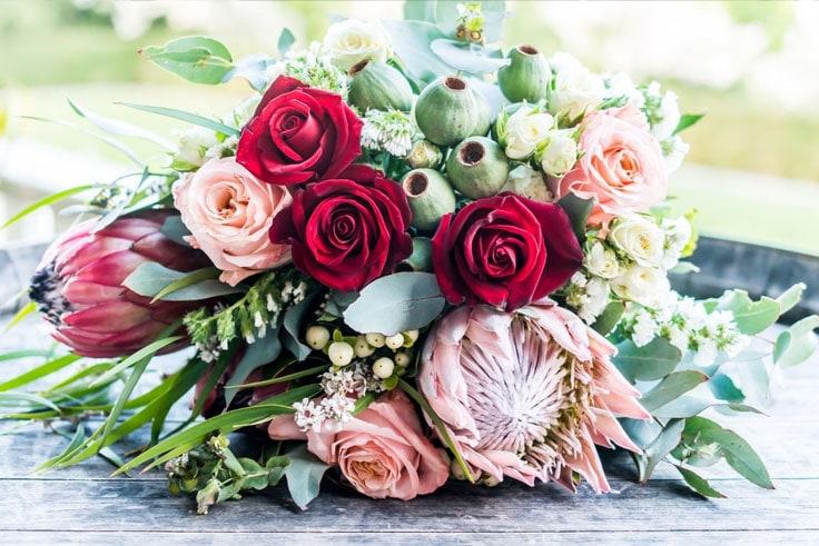 Florage Florist Launceston. Launceston Flower Delivery